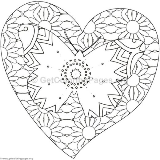 butterfly heart pictures to print – GetColoringPages.org