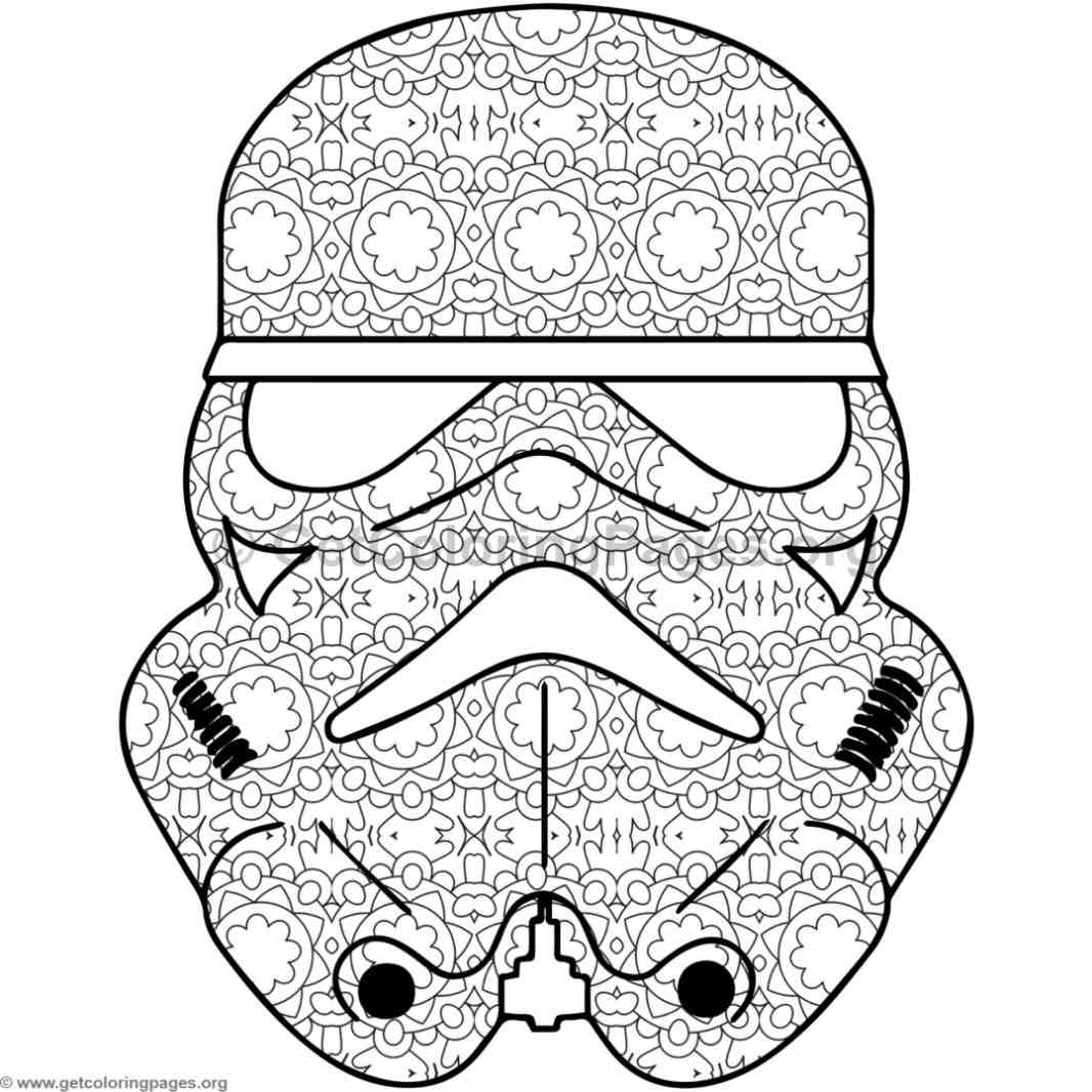 Star Wars Coloring Pages 7 GetColoringPages