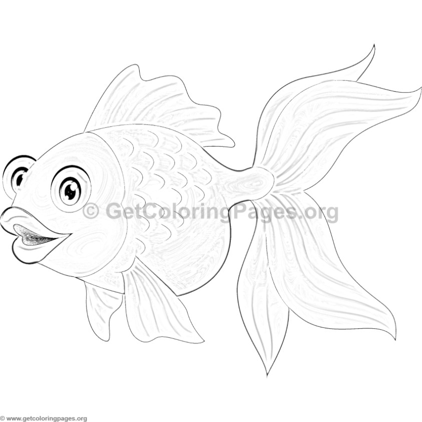 83 Printable 49 Fish Coloring Pages 5053