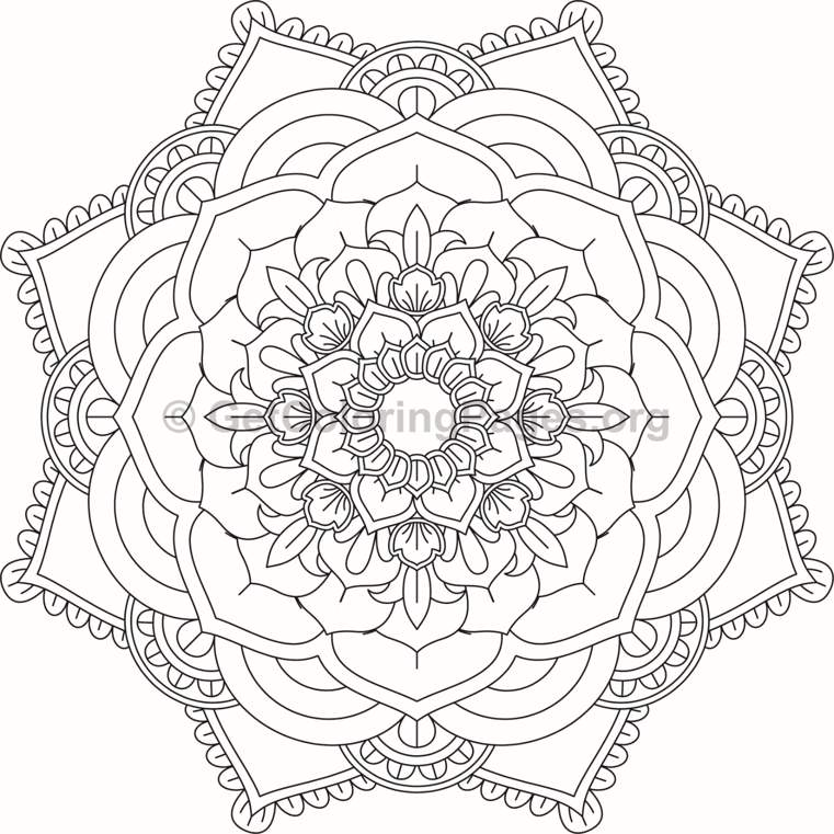starburst coloring pages - photo#16