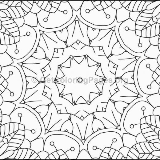 mosaic pattern coloring pages 10