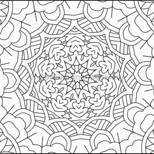 free printable mystery mosaic coloring pages GetColoringPagesorg