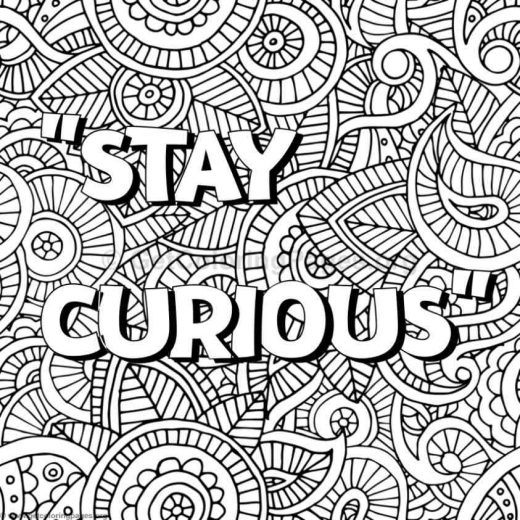 Inspirational Word Coloring Pages 70 GetColoringPages