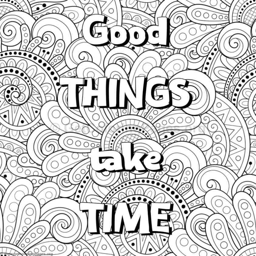 Awesome Inspirational Word Coloring Pages Contemporary