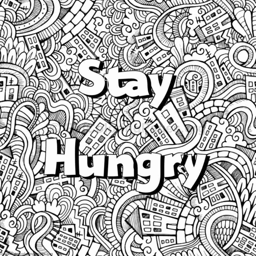 inspirational word coloring pages 59 - Inspirational Word Coloring Pages