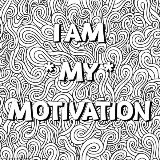 Inspirational Word Coloring Pages 66