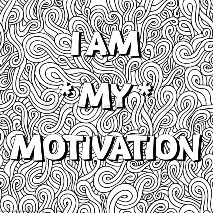 Inspirational Word Coloring Pages #66 - GetColoringPages.org