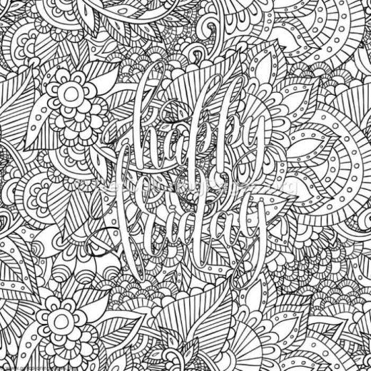 Inspirational Word Coloring Pages 87