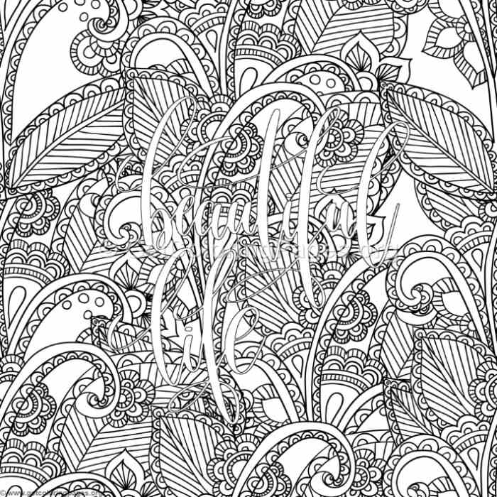 Inspirational Word Coloring Pages 89 GetColoringPages