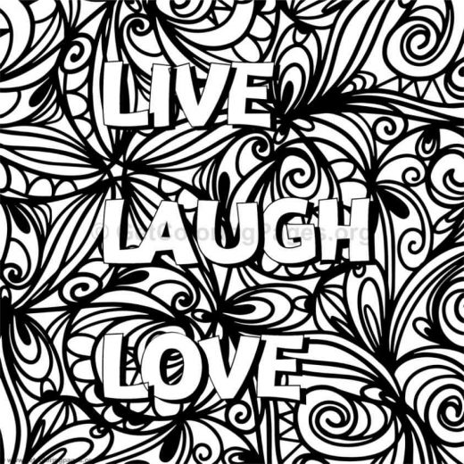Word Coloring Page Generator Page 12 Getcoloringpages Org