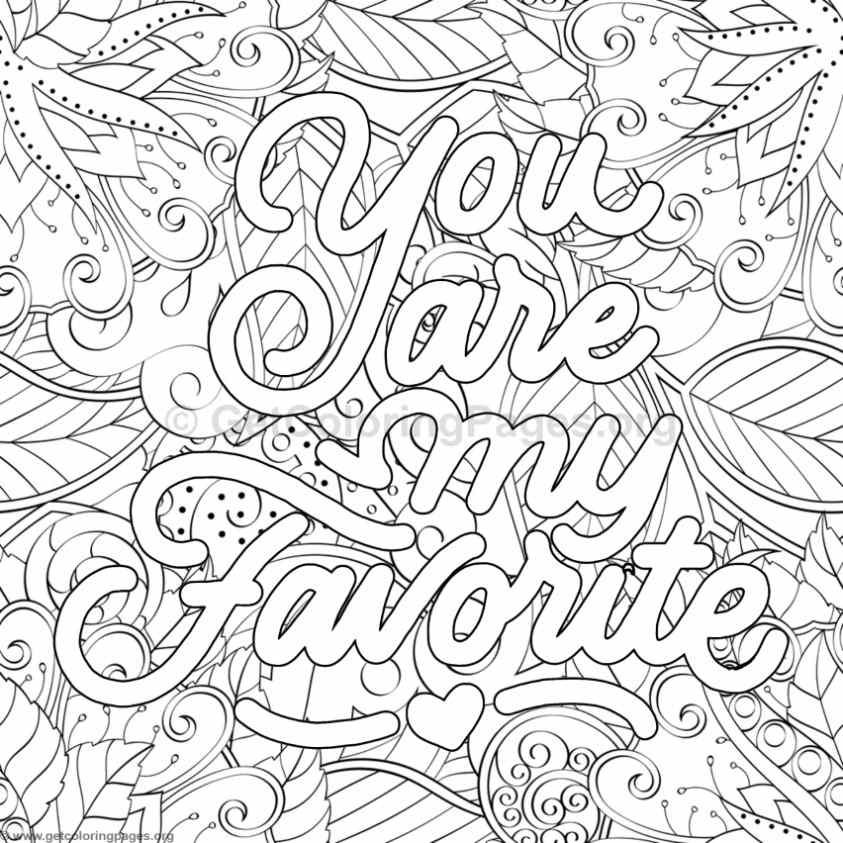 Colouring pages generator : Inspirational Word Coloring Pages #33 u2013 GetColoringPages.org