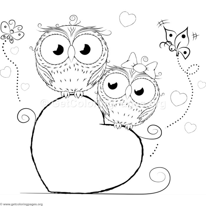 owl tumblr coloring pages