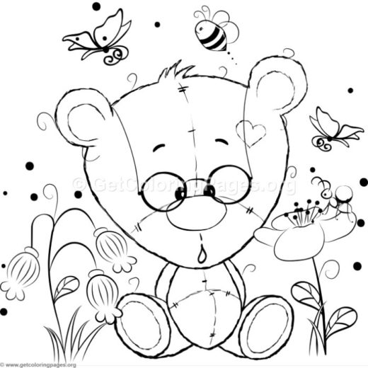 Get This Teddy Bear Picnic Coloring Pages Auyr2