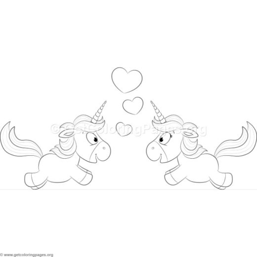 Cute Unicorn 15 Coloring Pages GetColoringPages