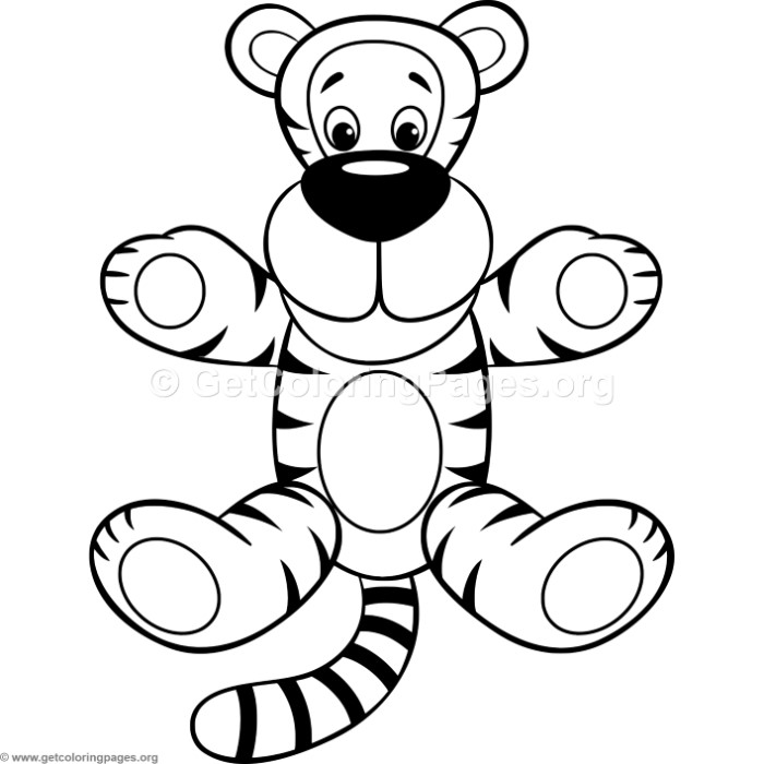 Advanced Tiger Coloring Pages : Image advanced tiger coloring pages download