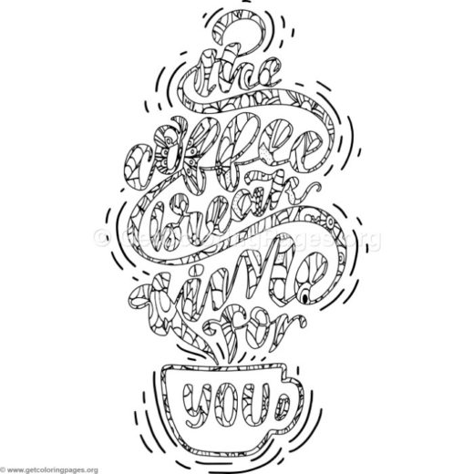 Starbucks coffee quotes for Starbucks coloring page