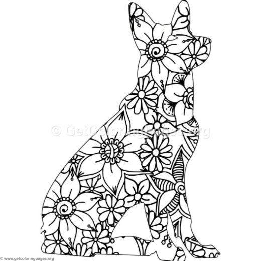 free zentangle templates – GetColoringPages.org
