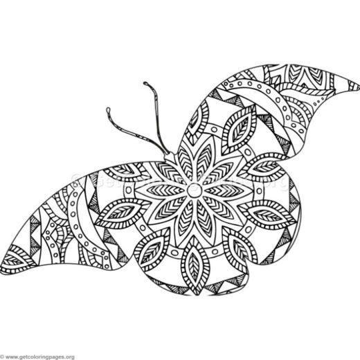 How To Draw Zentangle Animals Getcoloringpages Org