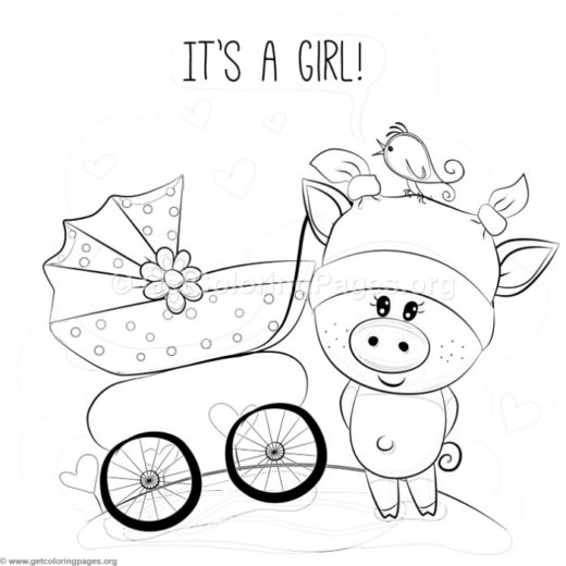 cute baby pig coloring pages – GetColoringPages.org