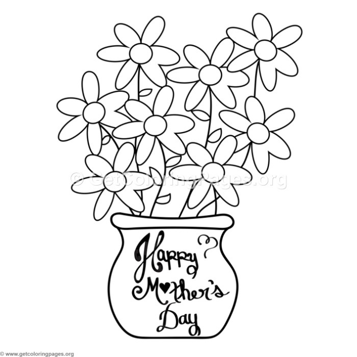 Happy mother s day coloring pages for Happy mothers day coloring page