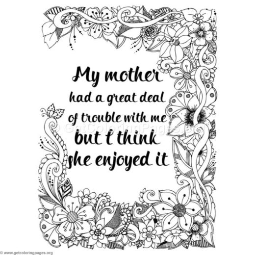 mom and daughter coloring pages – GetColoringPages.org