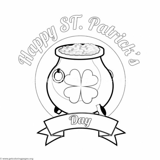 st patrick day coloring pages dltk getcoloringpages org