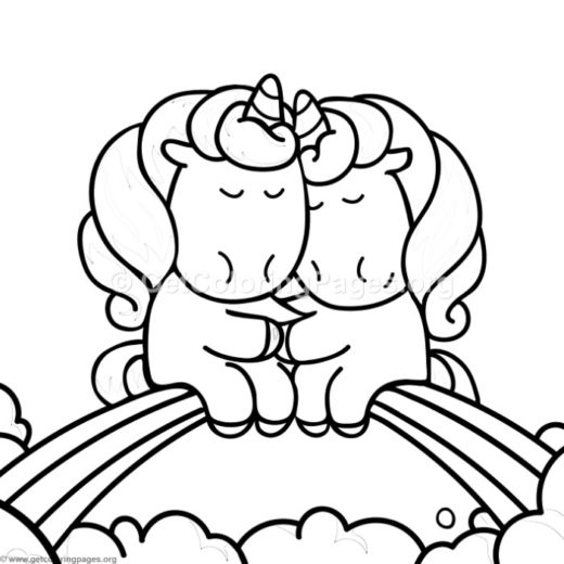 Unicorn Coloring Pages Hard Getcoloringpages Org