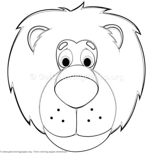animal mask craft – GetColoringPages.org