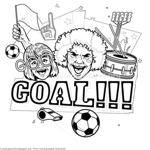 World Cup Activities Getcoloringpages Org