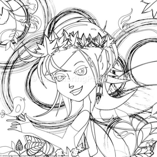 fall coloring pages for adults – GetColoringPages.org