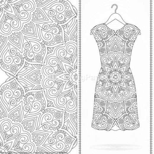 advanced mandala coloring pages – GetColoringPages.org