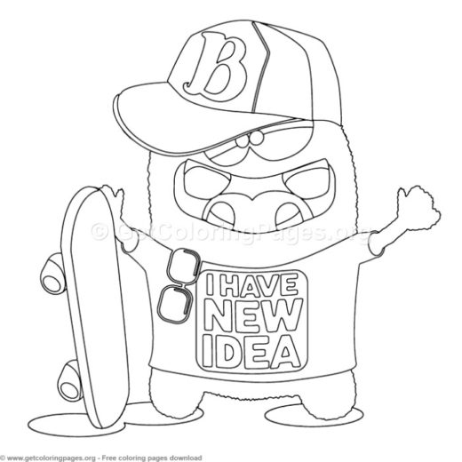 Cartoon Coloring Pages Printable Getcoloringpages Org