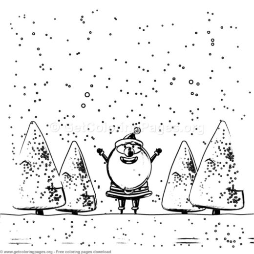 christmas cards to color for adults \u2013 GetColoringPagesorg
