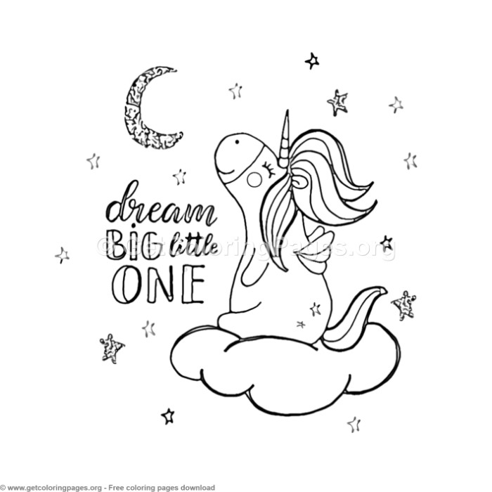 73 cute cartoon unicorn coloring pages  u2013 getcoloringpages org