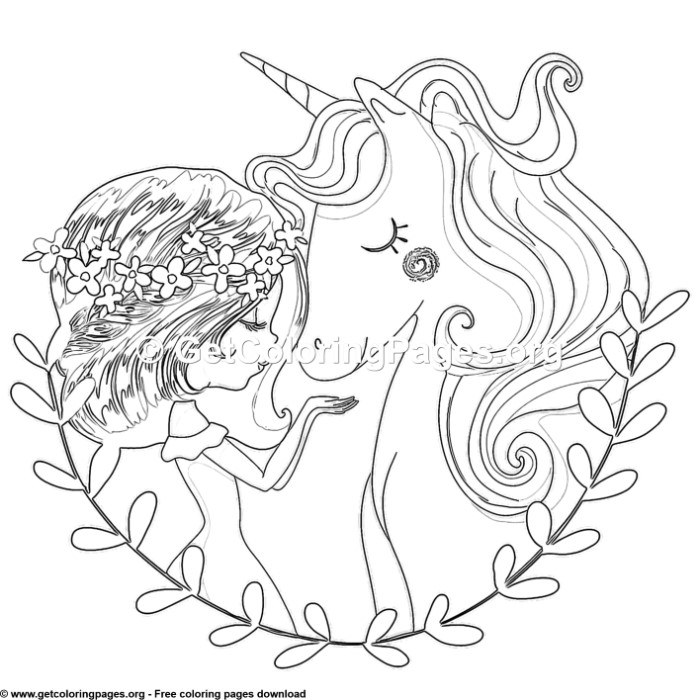 85 cute cartoon unicorn coloring pages. Black Bedroom Furniture Sets. Home Design Ideas