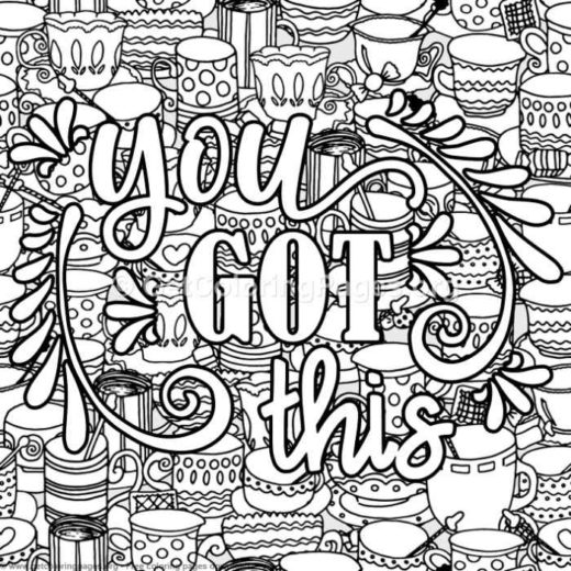Free Printable Coloring Pages For Adults Pdf Getcoloringpages Org